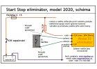 START STOP modul pro deaktivaci