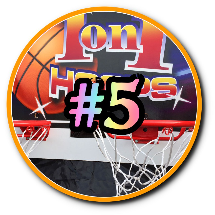 #5 Klíč k ukončení nudy s přáteli - Basketbal hra