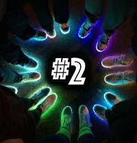 #2 Staň se hvězdou parketu! Aneb obuj svítící LED boty