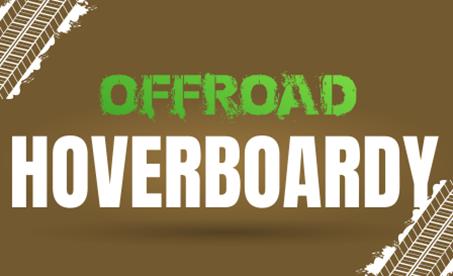 Značkové Hoverboardy / Minisegway Offroad