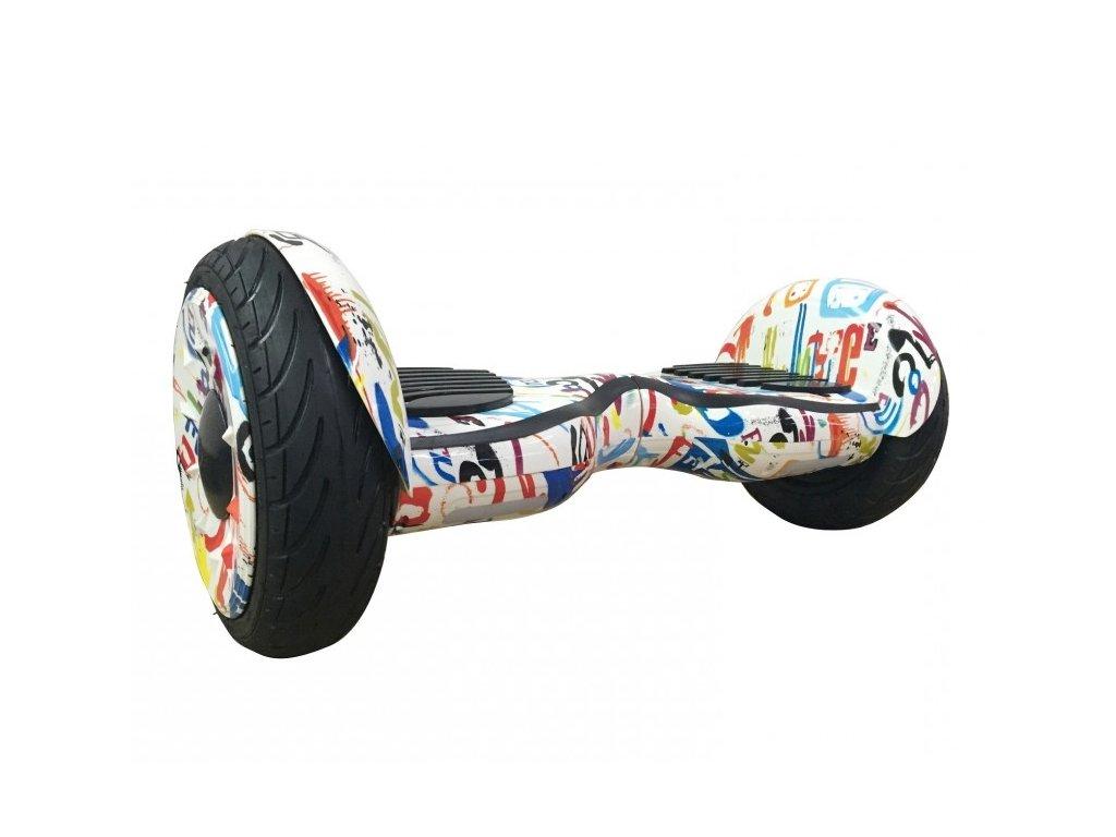 crazy N4 hoverboard minisegway jezditko starwalker 1