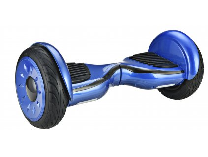 10'' elegant modry hoverboard minisegway kolonozka starwalker
