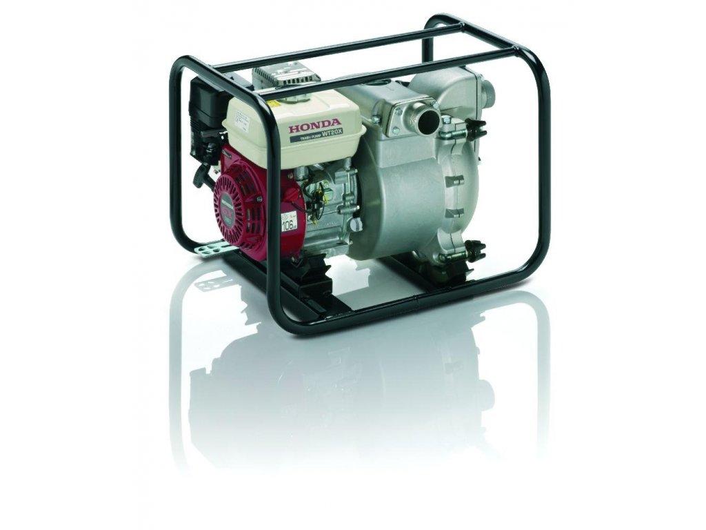Benzínové kalové čerpadlo WT 20 - Honda