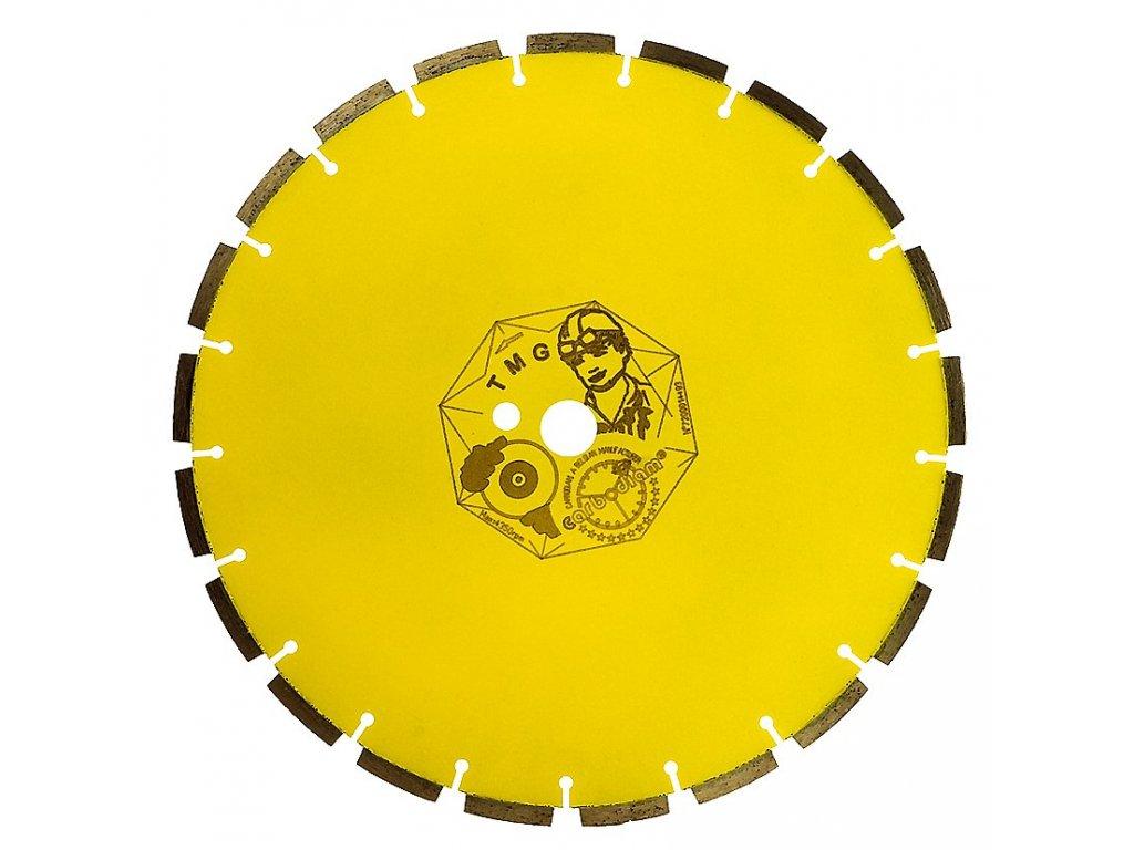 Diamantový kotouč D 125 METEOR řezný - Carbodiam