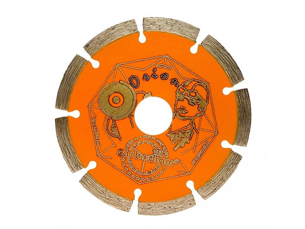 Diamantový kotouč D 180 ORS řezný - Carbodiam