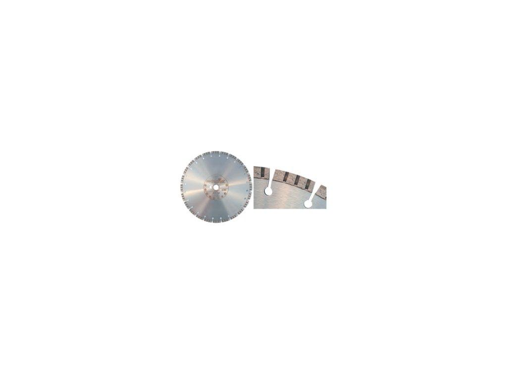 Diamantový kotouč D 300 STB řezný - Carbodiam