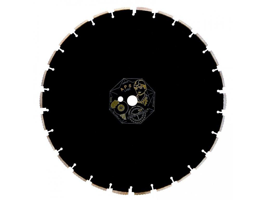 Diamantový kotouč D 450 APS řezný - Carbodiam