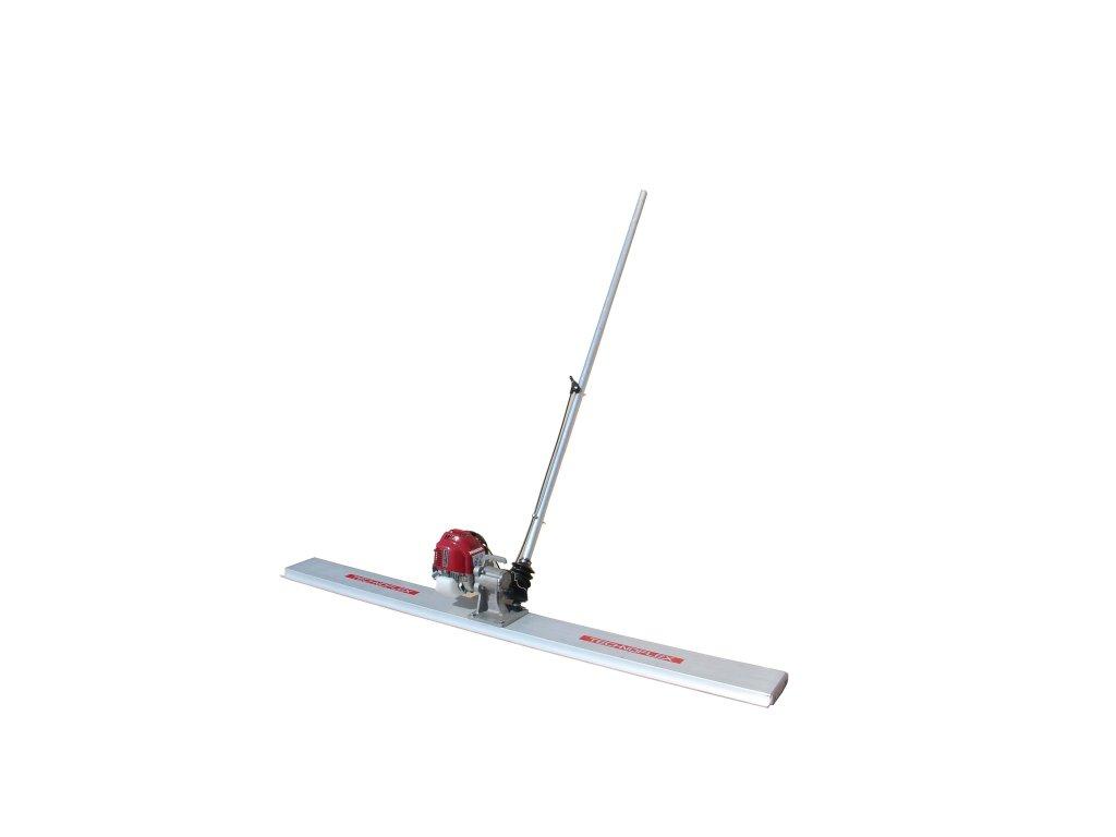 Dokončovací vibrační lišta 3m - Technoflex