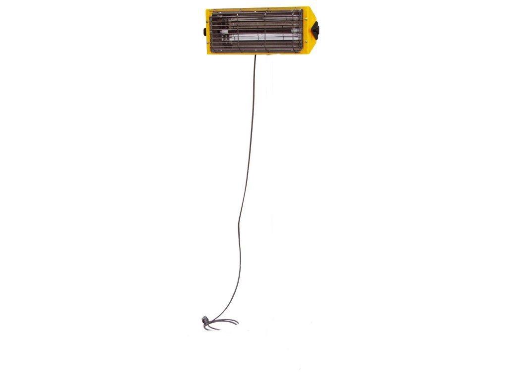 Elektrické infračervené topidlo HALL 1500