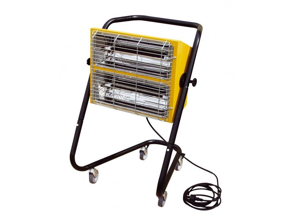 Elektrické infračervené topidlo HALL 3000