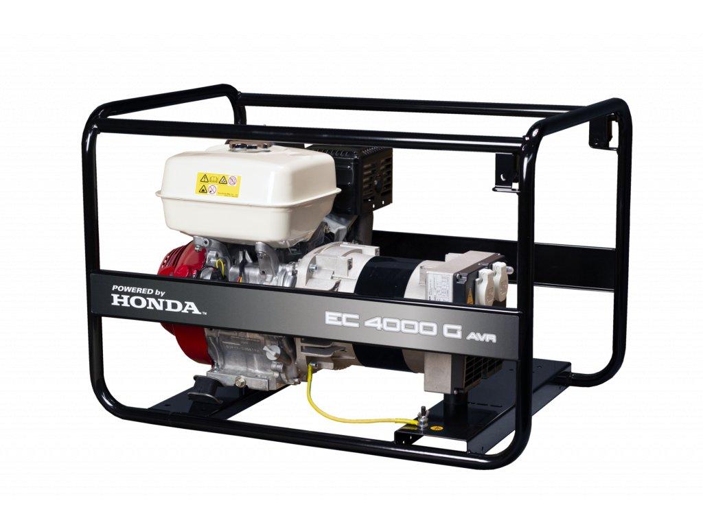 Elektrocentrála EC 4000G AVR - Honda