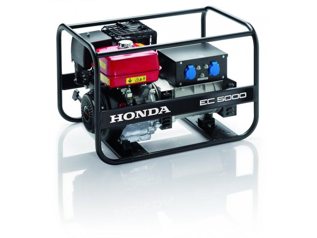 Elektrocentrála EC 5000 - Honda