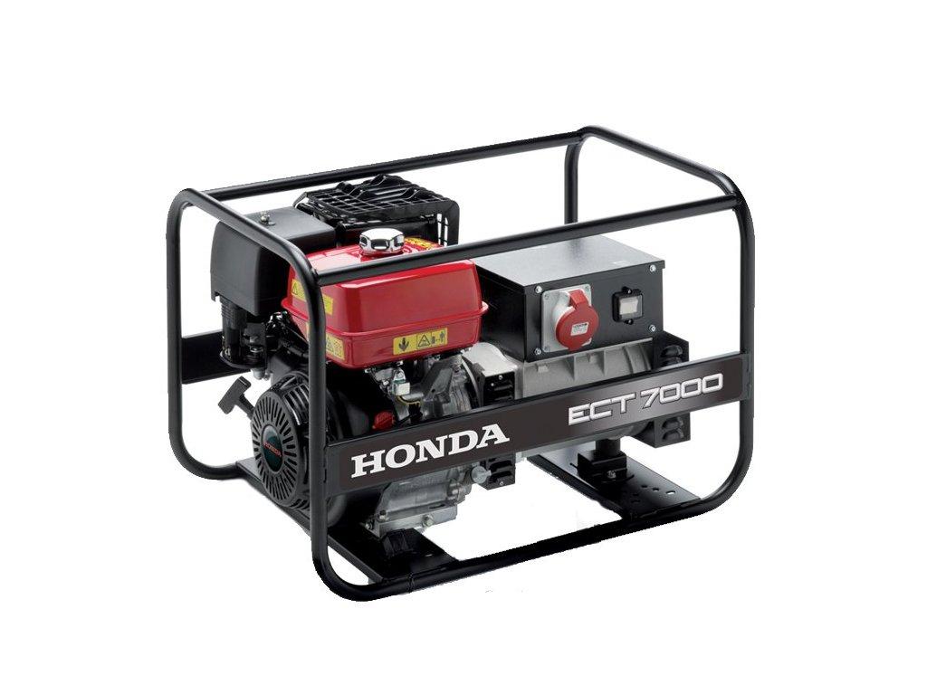 Elektrocentrála ECT 7000 G - Honda