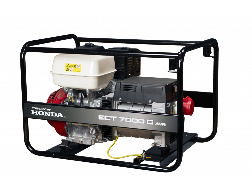 Elektrocentrála ECT 7000G AVR - Honda