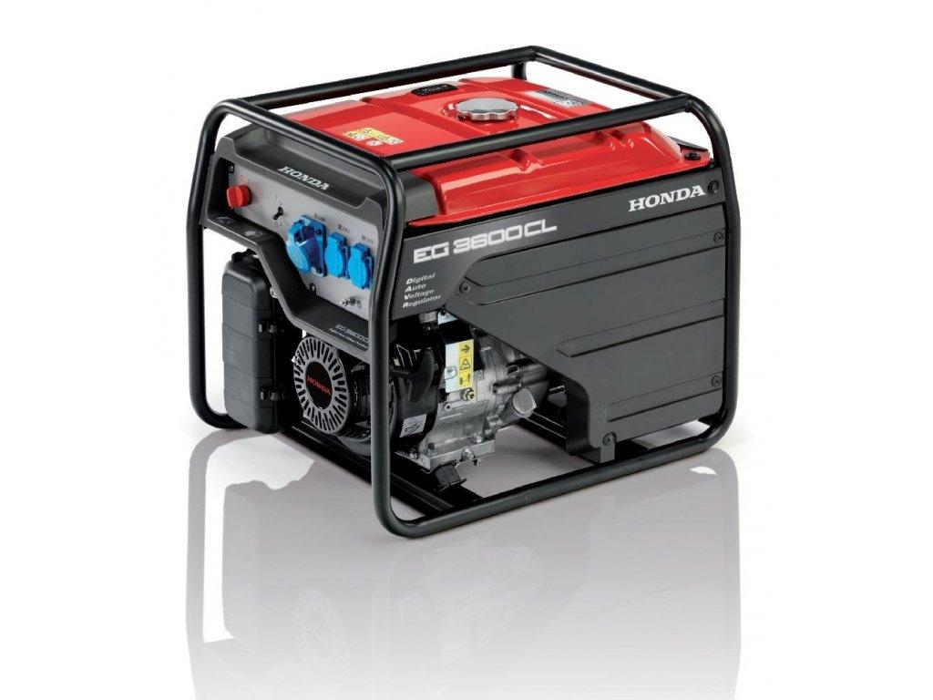 Elektrocentrála EG 3600 - Honda