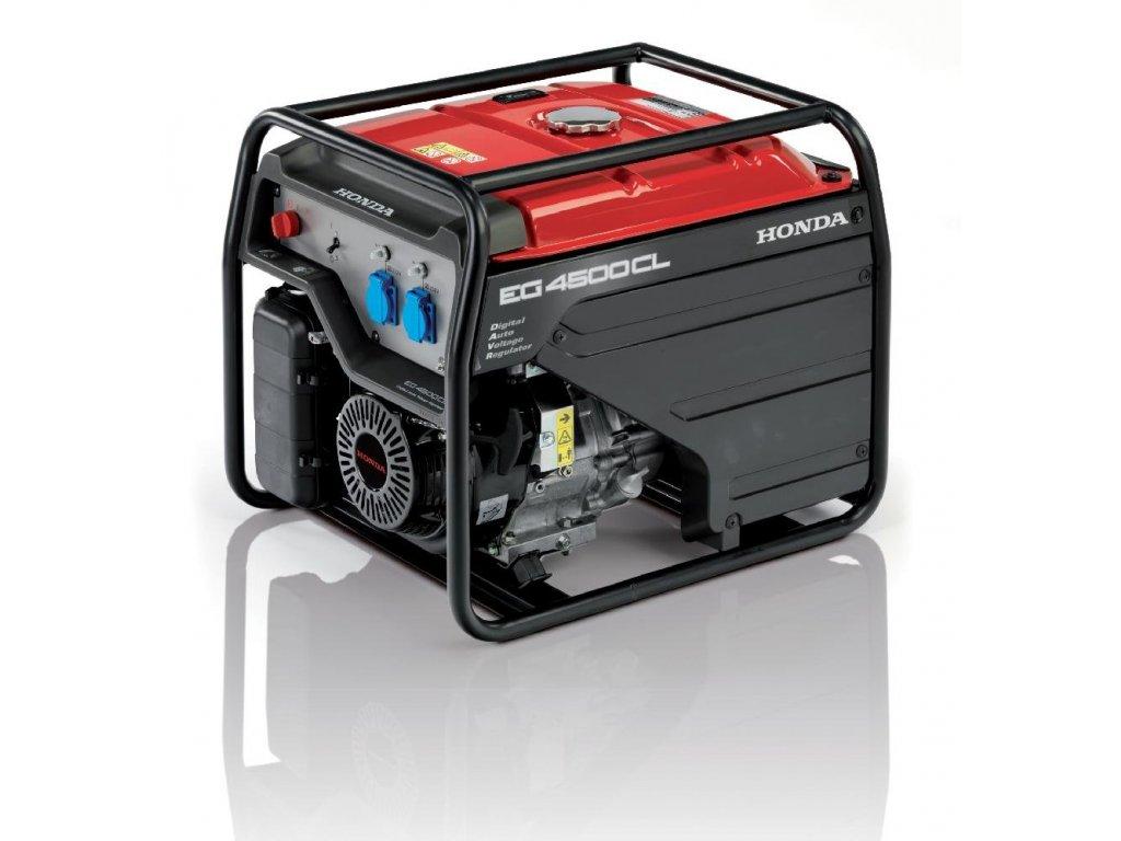 Elektrocentrála EG 4500 - Honda