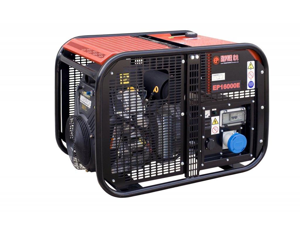 Elektrocentrála EP16000E ATS - Europower