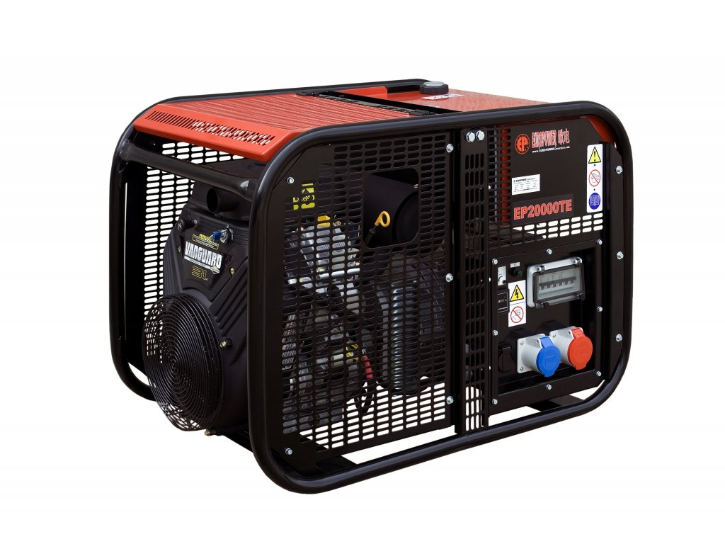 Elektrocentrála EP20000TE - Europower