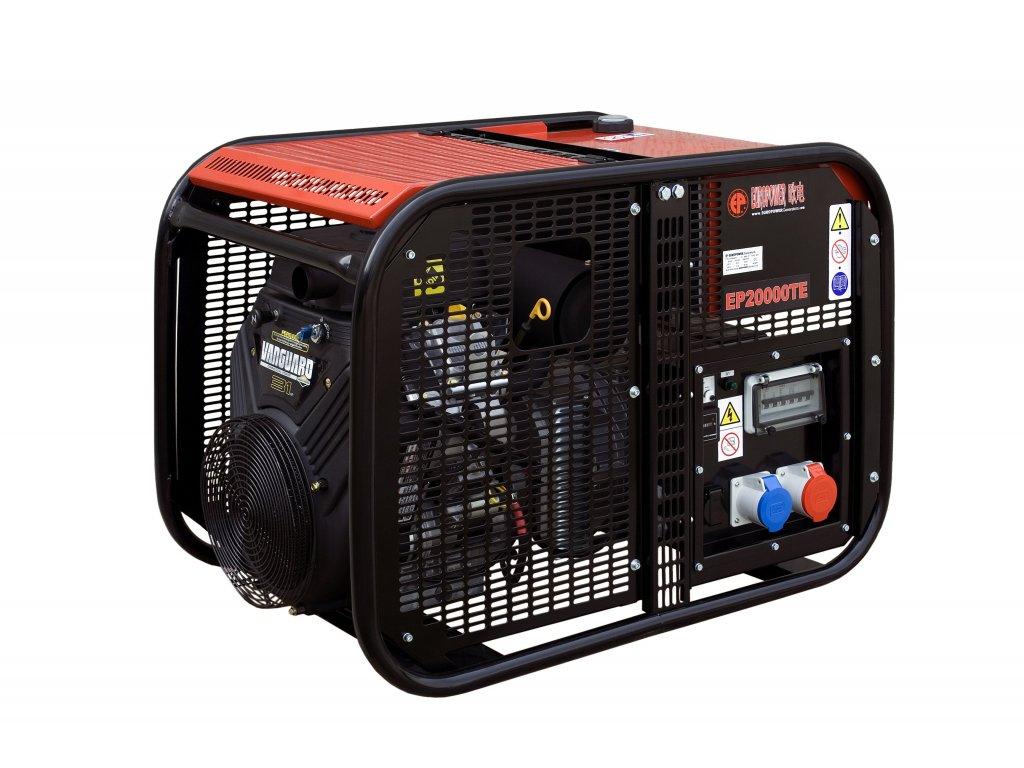Elektrocentrála EP25000TE - Europower