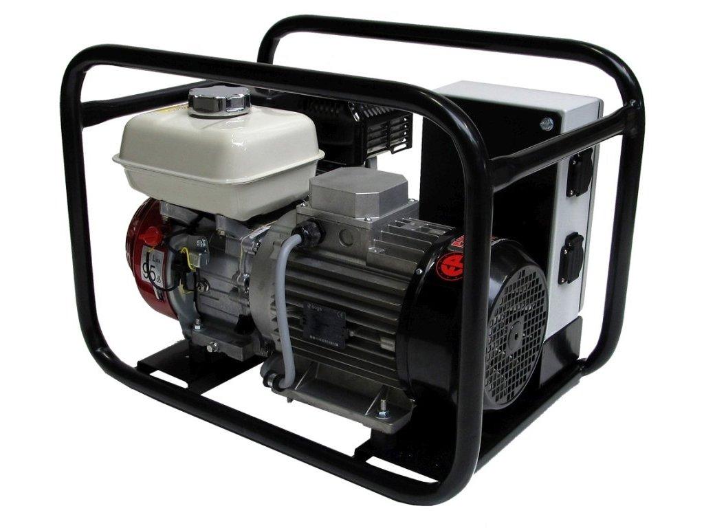 Elektrocentrála EP3000-IP54 - Europower