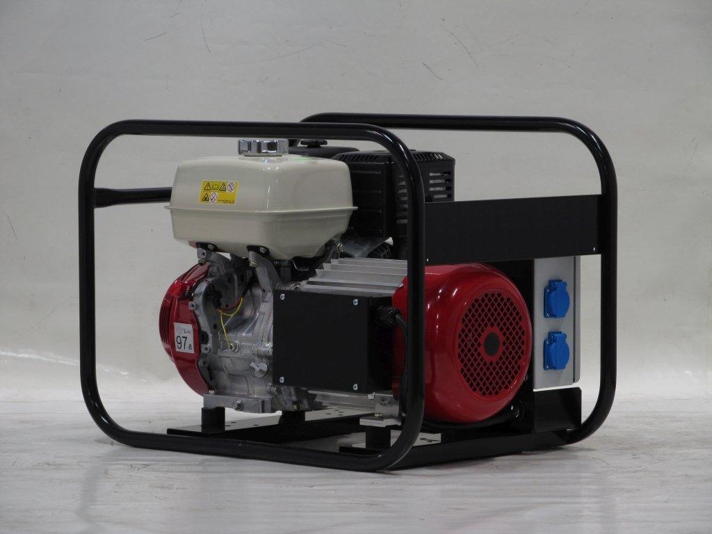 Elektrocentrála EP6000-IP54 - Europower