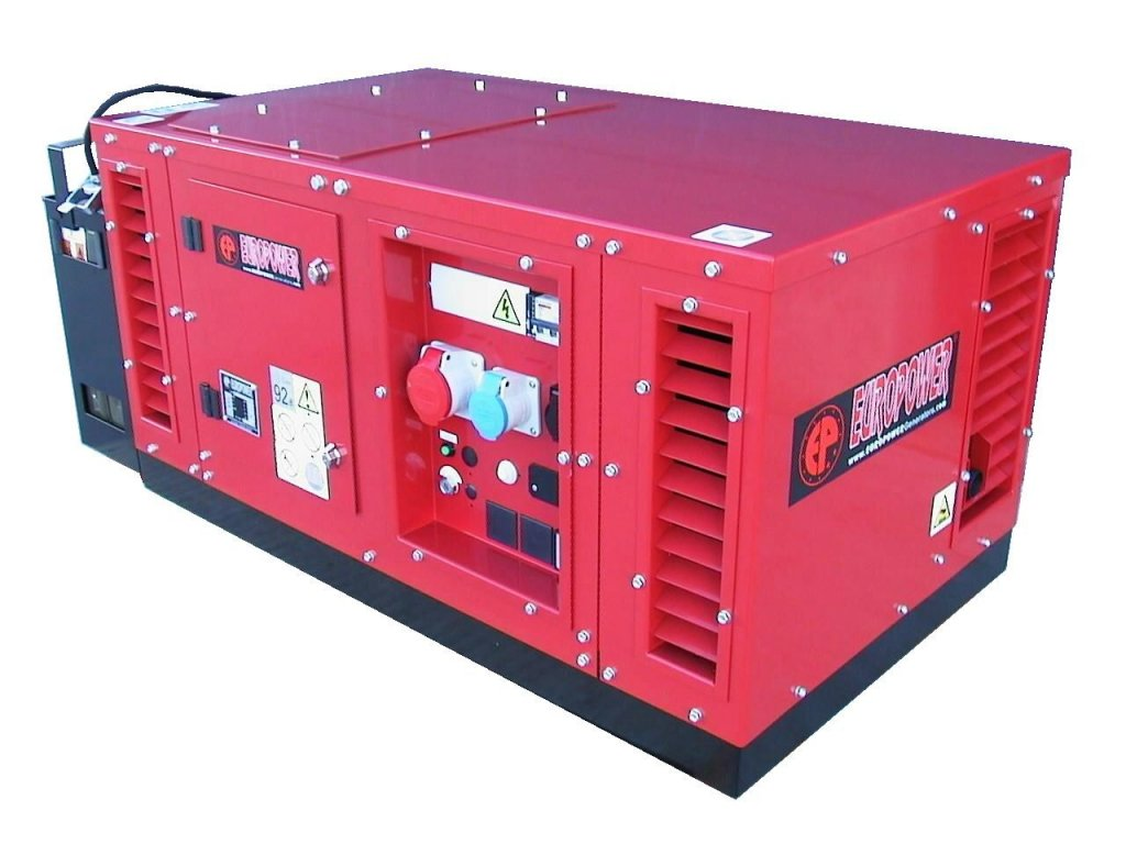 Elektrocentrála EPS12000TE ATS - Europower
