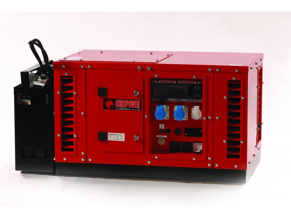Elektrocentrála EPS6000E ATS - Europower