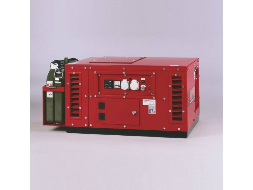 Elektrocentrála EPS6000E-PDM1 - Europower