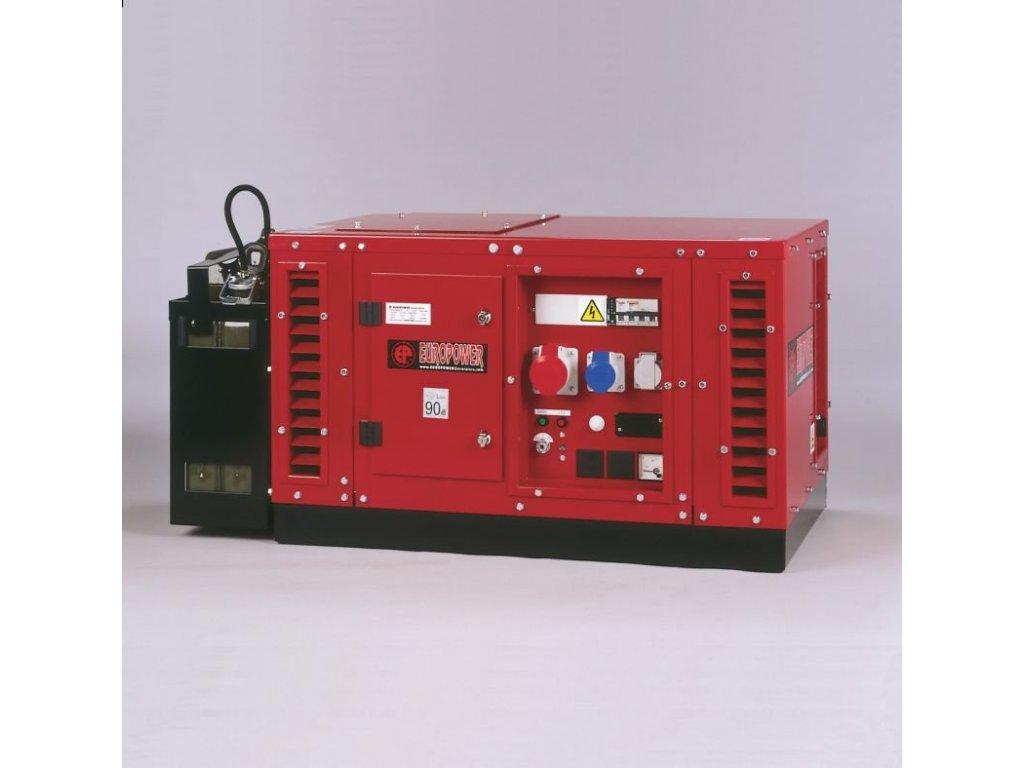 Elektrocentrála EPS6500TE - Europower