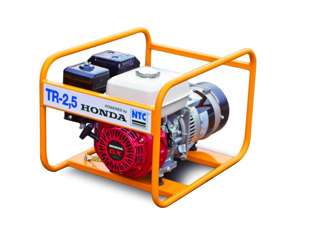 Elektrocentrála TR-2,2 - NTC