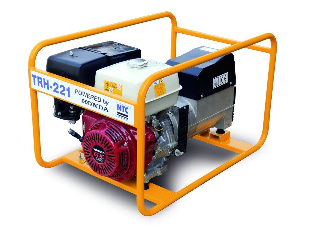 Elektrocentrála TRH-200 - NTC