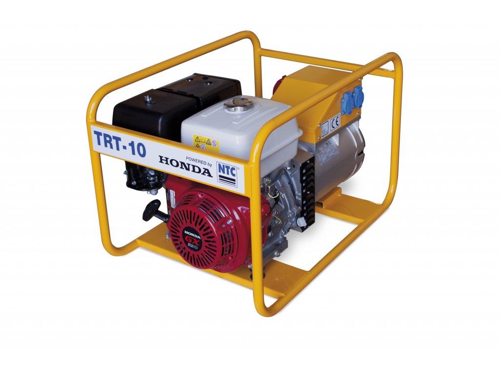 Elektrocentrála TRT-10 - NTC