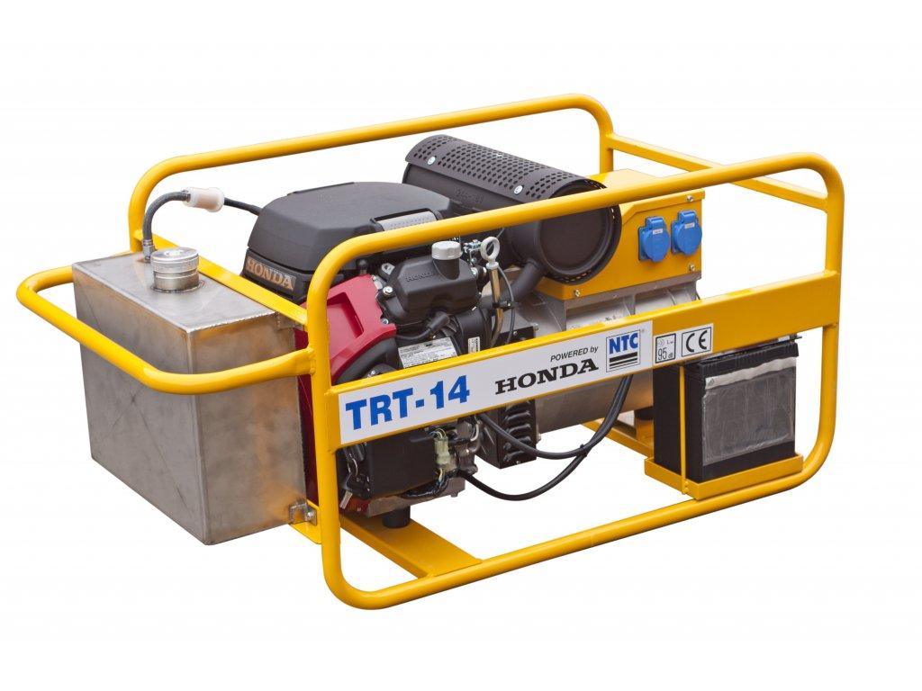 Elektrocentrála TRT-14 - NTC