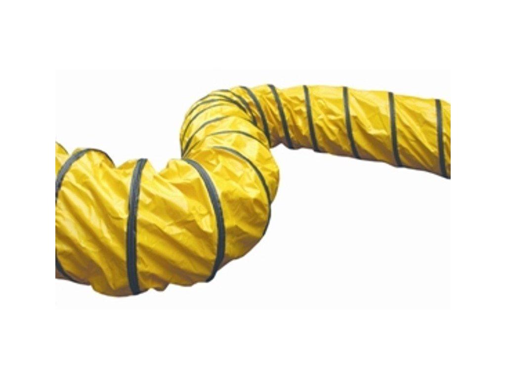 Hadice pružná žlutá - BL 6800