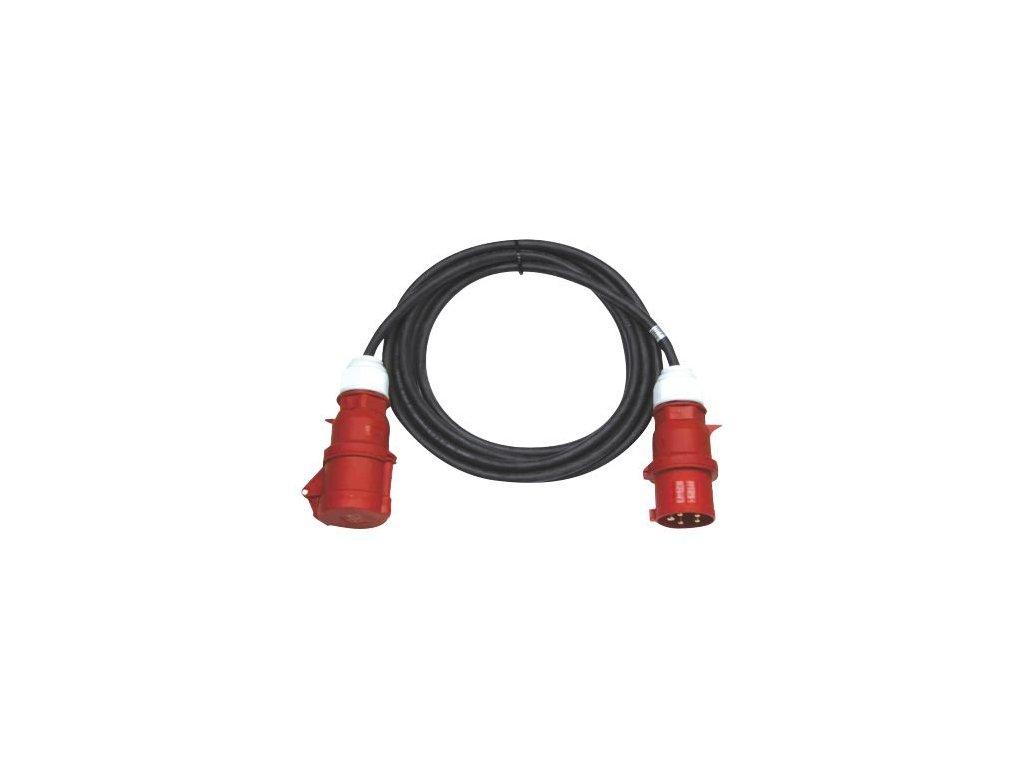 Kabel 16A 5p. 400V - 10m