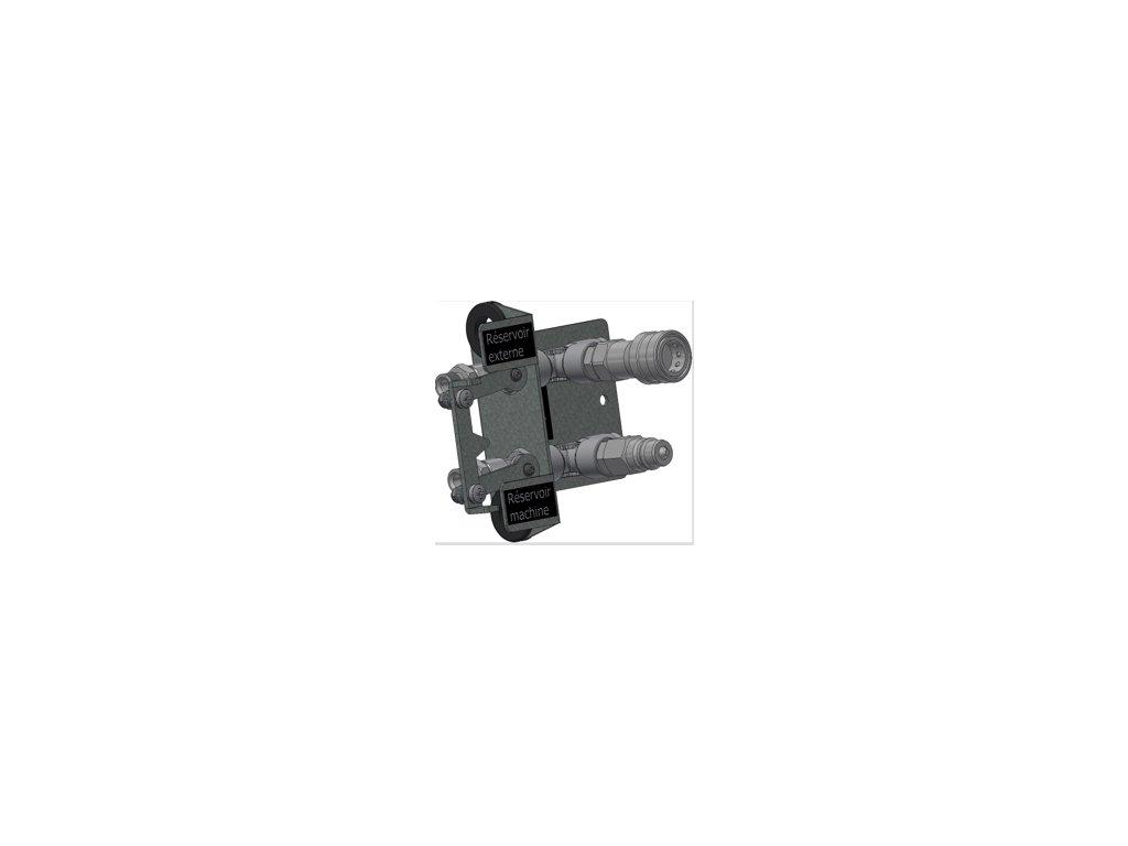 Konektor pro připojení externí palivové nádrže BV110/170/290