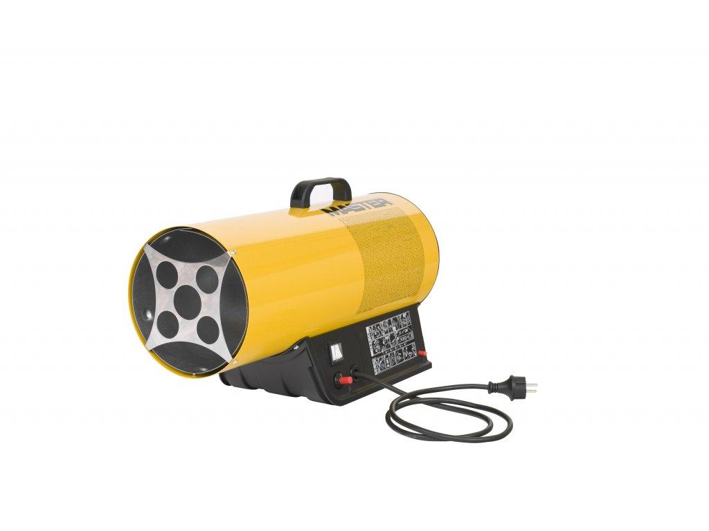 Plynové topidlo BLP 16 M s ventilátorem