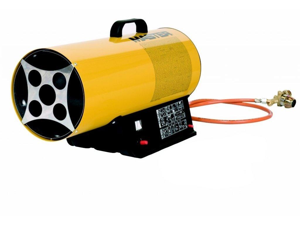 Plynové topidlo BLP 17 M s ventilátorem