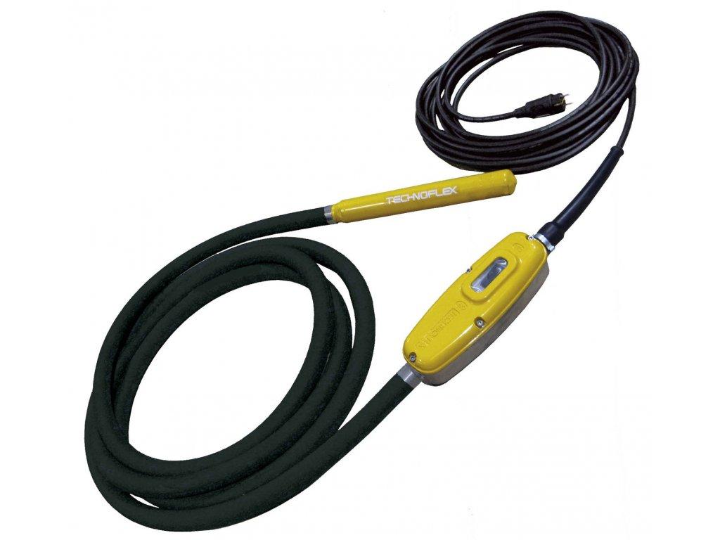 Ponorný vibrátor EXCEL 38 - Technoflex