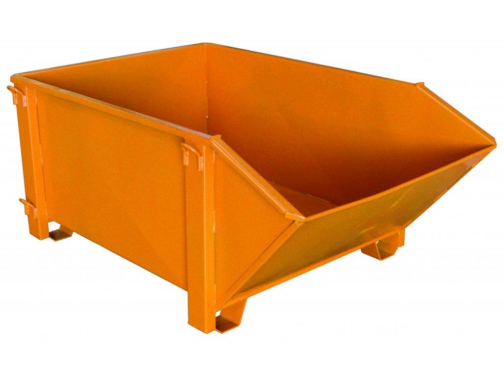 Pracovní kontejner na jeřáb + VZV 1046.14