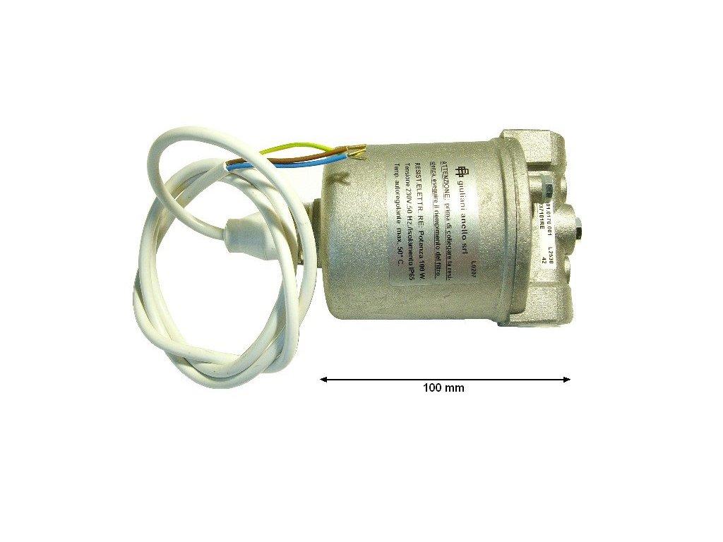 Předehřev paliva pro XL9SR/XL91