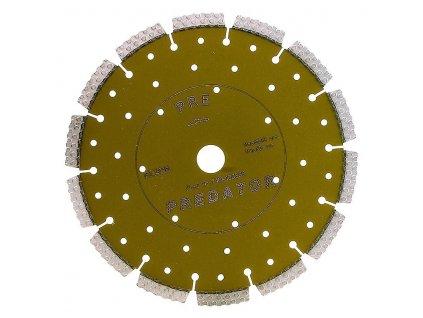 Diamantový kotouč D 300 PREDATOR řezný - Carbodiam