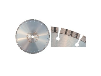 Diamantový kotouč D 400 STB řezný - Carbodiam