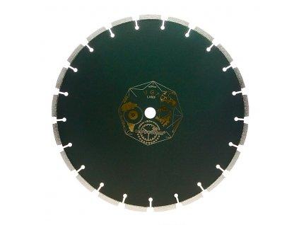 Diamantový kotouč D 400 VGA řezný - Carbodiam