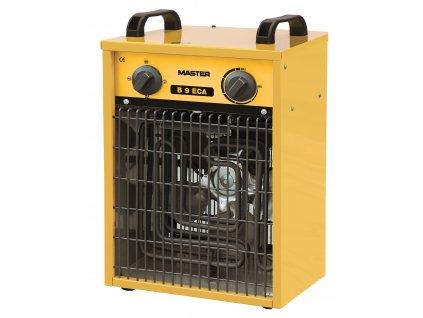 Elektrické topidlo B 9 ECA s ventilátorem