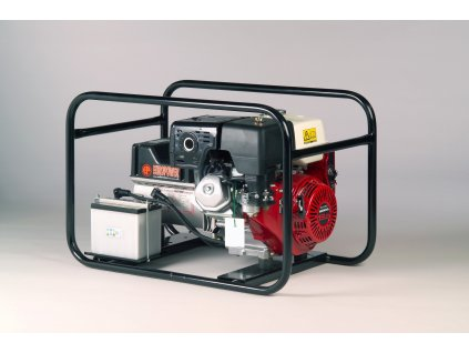 Elektrocentrála EP6000E ATS - Europower