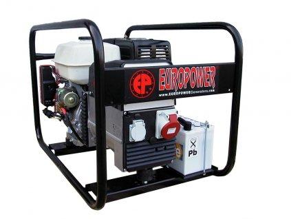 Elektrocentrála EP6500TE - Europower