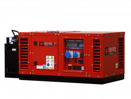 Elektrocentrála EPS10000E - Europower