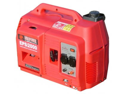 Elektrocentrála EPSi2000 - Europower