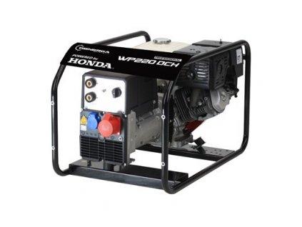Elektrocentrála se svářečkou WP 220 DCH - Honda
